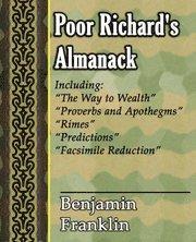 Poor Richard's Almanack (h�ftad)