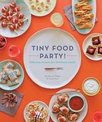 Tiny Food Party! (e-bok)