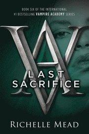 Last Sacrifice (h�ftad)