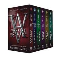 Vampire Academy Box Set 1-6 (h�ftad)