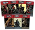 The Hellboy Collection: Volume 1-7 Story So Far