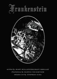Bernie Wrightson's Frankenstein (h�ftad)