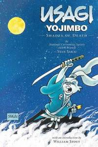 Usagi Yojimbo: Volume 8 Shades of Death (h�ftad)