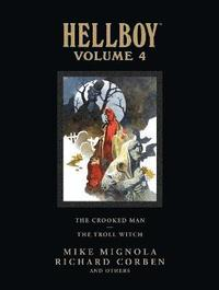 Hellboy Library Volume 4: The Crooked Man and the Troll Witch (h�ftad)