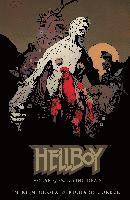 Hellboy: House of the Living Dead (inbunden)