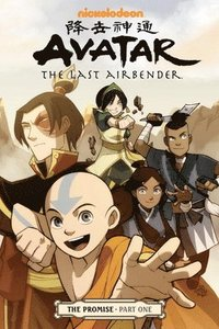 Avatar: The Last Airbender: Part 1 Promise (h�ftad)