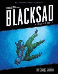 Blacksad: Silent Hell (inbunden)