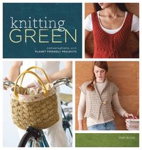Knitting Green (inbunden)