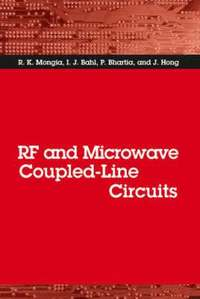 RF and Microwave Coupled-line Circuits (inbunden)