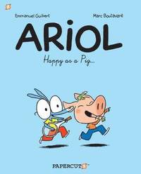 Ariol: No. 3 Happy as a Pig... (inbunden)