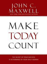 Make Today Count (inbunden)