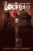 Locke and Key: v. 1 Welcome to Lovecraft (inbunden)