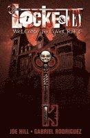 Locke and Key: Volume 1 Welcome to Lovecraft (inbunden)