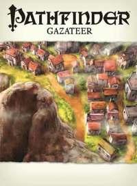 Pathfinder Chronicles: Gazetteer (inbunden)