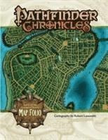 Curse Of The Crimson Throne Map Folio