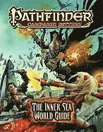 Pathfinder Campaign Setting World Guide: the Inner Sea (inbunden)