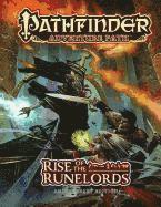 Pathfinder Adventure Path: Rise of the Runelords (inbunden)