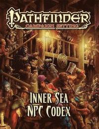 Pathfinder Campaign Setting: Inner Sea NPC Codex (h�ftad)