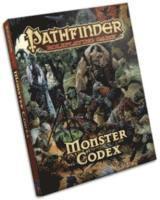 Monster Codex: Monster Codex (inbunden)