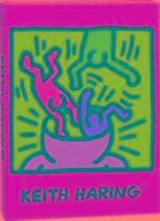Keith Haring (h�ftad)