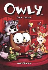 Owly: v. 5 Tiny Tales (h�ftad)