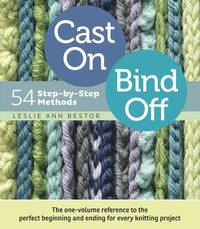 Cast on, Bind Off (h�ftad)