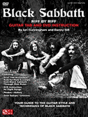 Black Sabbath - Riff by Riff: Your Guide to the Guitar Style and Techniques of Black Sabbath (inbunden)