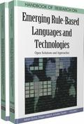 Handbook of Research on Emerging Rule-Based Languages and Technologies