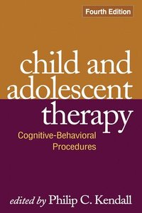 Child and Adolescent Therapy (inbunden)