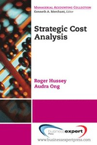 Strategic Cost Analysis (h�ftad)