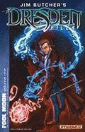Jim Butcher's Dresden Files: Part 1 Fool Moon (h�ftad)