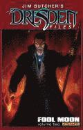 Jim Butcher's the Dresden Files: Volume 2 Fool Moon (h�ftad)