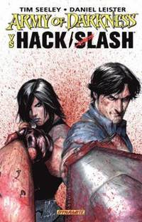 Army of Darkness vs. Hack / Slash (h�ftad)