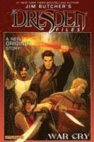 Jim Butcher's Dresden Files: War Cry (h�ftad)