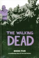 The Walking Dead Book 5 Hardcover (inbunden)