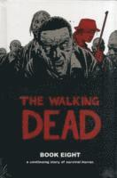 The Walking Dead Book 8 Hardcover (inbunden)