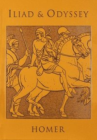 Iliad and Odyssey (h�ftad)