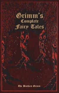 Grimm's Complete Fairy Tales (inbunden)