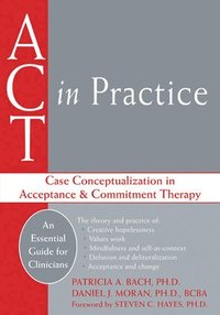 ACT in Practice: Case Conceptualization in Acceptance & Commitment Therapy (h�ftad)