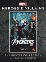 Marvel Heroes (h�ftad)