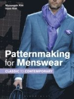Patternmaking for Menswear (h�ftad)