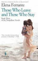 Those Who Leave and Those Who Stay (h�ftad)