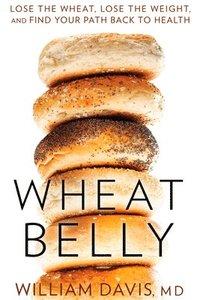 Wheat Belly (inbunden)
