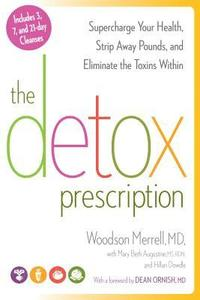 The detox prescription (inbunden)