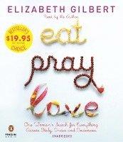 Eat, Pray, Love (ljudbok)