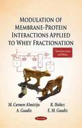 Modulation of Membrane-Protein Interactions Applied to Whey Fractionation