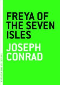 Freya of the Seven Isles (e-bok)