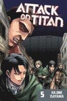 Attack on Titan: Vol. 5 (h�ftad)