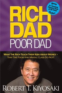 Rich Dad Poor Dad (inbunden)