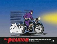 The Phantom the Complete Newspaper Dailies: Volume 5 1943-1944 (inbunden)
